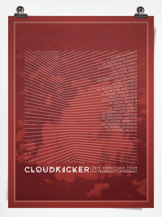 CloudkickerTour-Poster