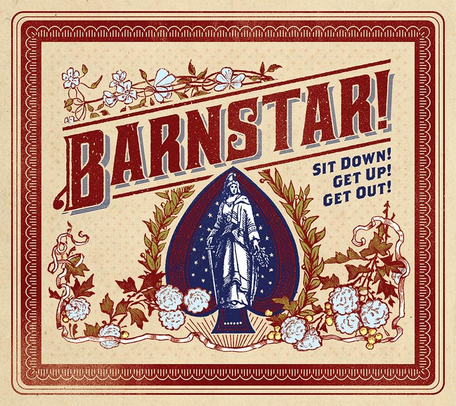 Barnstar-Cover
