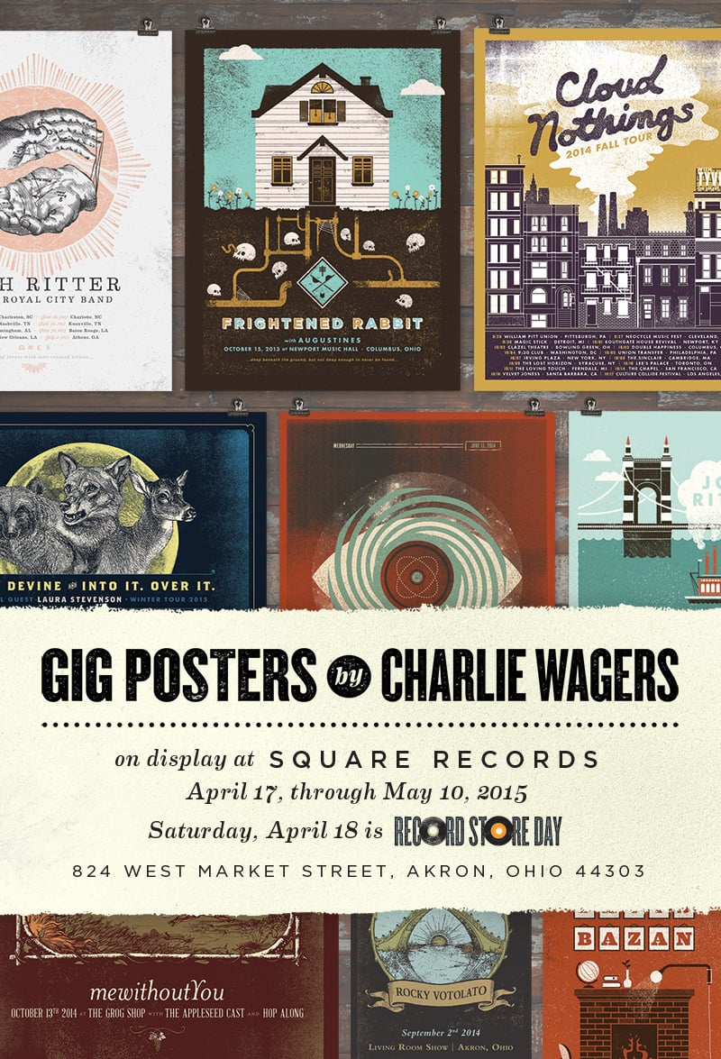 GigPosterShow