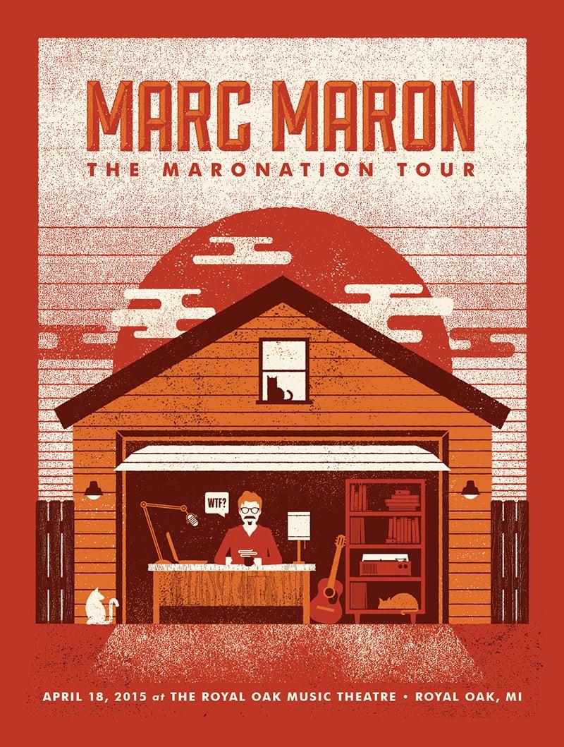 MarcMaron-RoyalOak-Poster