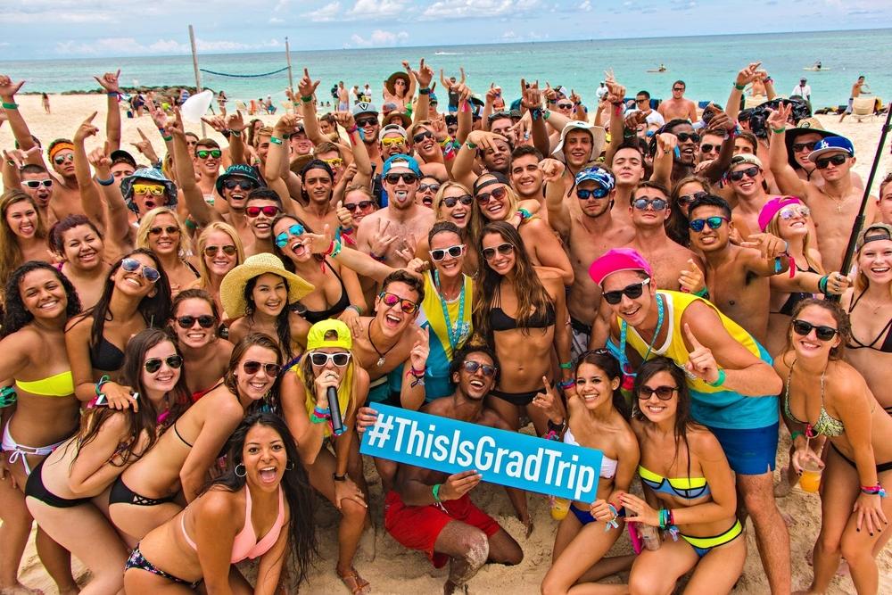 Grad Trip - Summer 2015 Nassau, Bahamas.