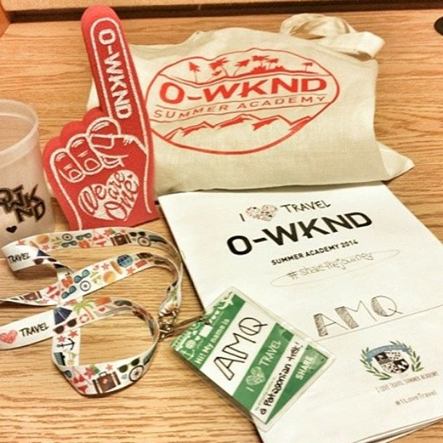 throwback to 2014 when we headed back to school for o-wknd #ILTAcademy