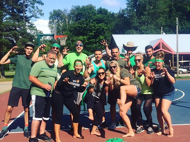 We're green we're mean, we'll kick you in the spleen. Big ups to the green team for winning this years ilovetravel cup! So much passion and hustle! Way to go!