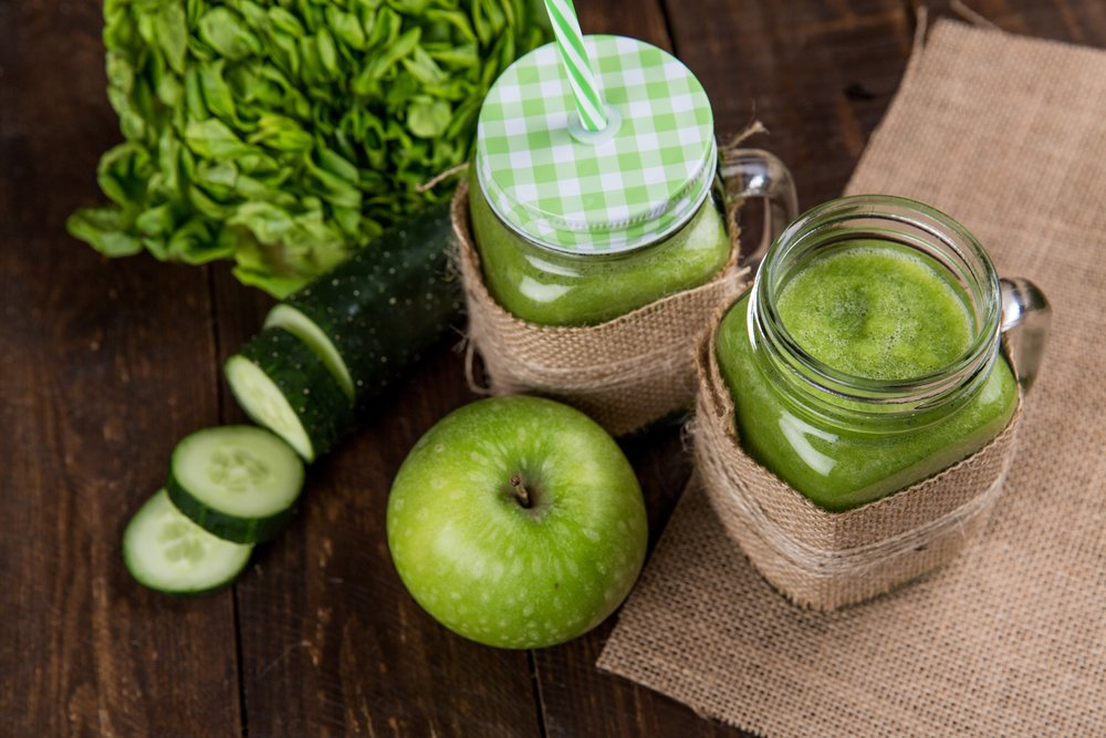Summertime Snax - Green Smoothie