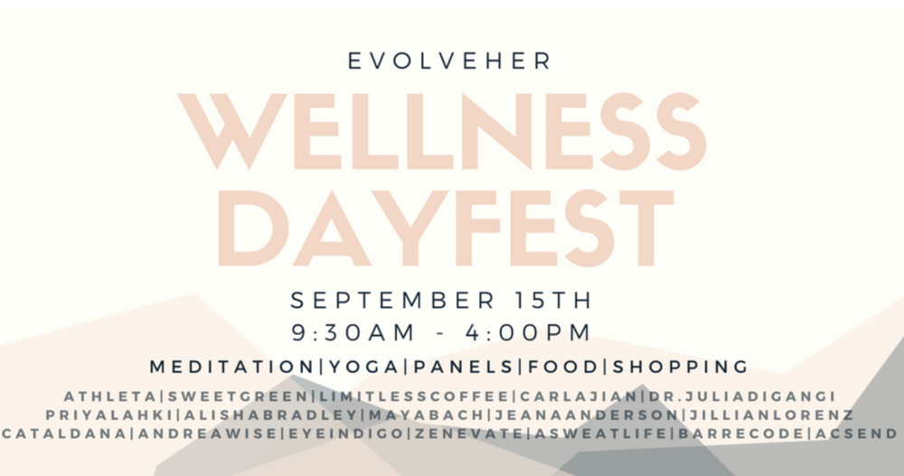 cat aldana evolvher wellness dayfest