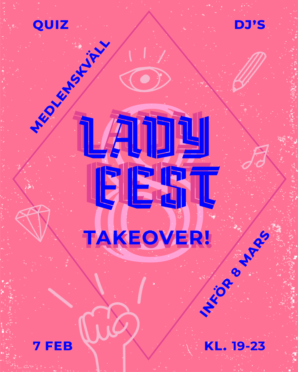 Ladyfest Takeover