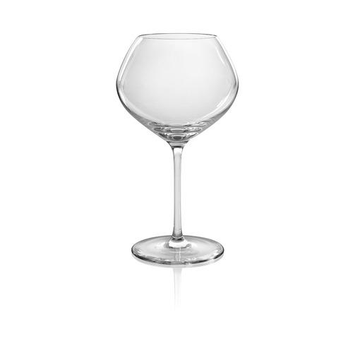 Vintage red wine glasses