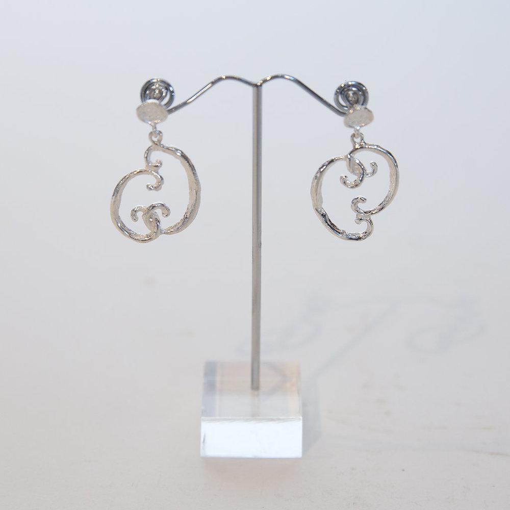 Ornamental Earrings