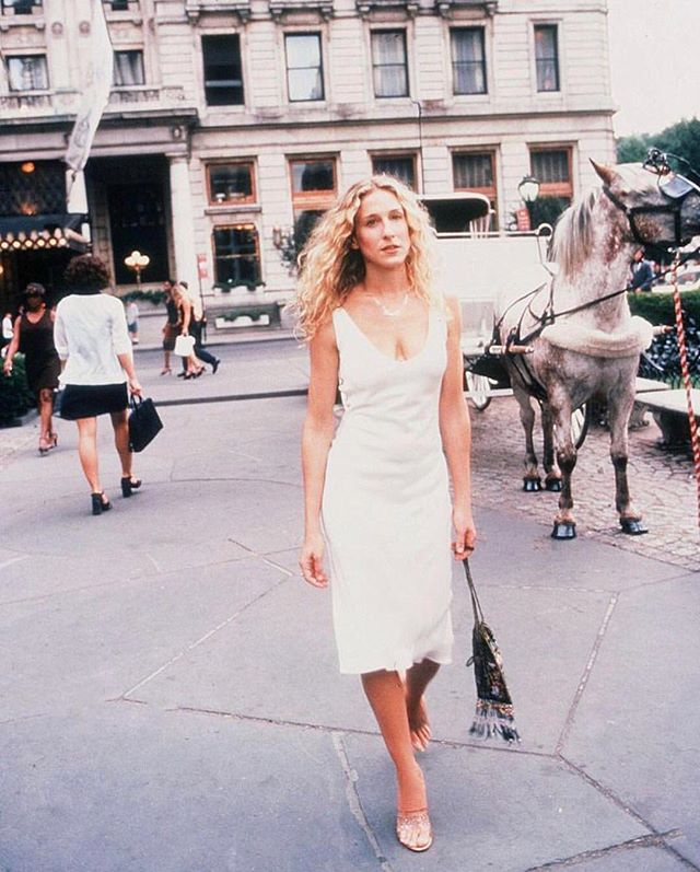 eternal inspo from the eternally classic #SJP @sarahjessicaparker #inspo #alisecollective