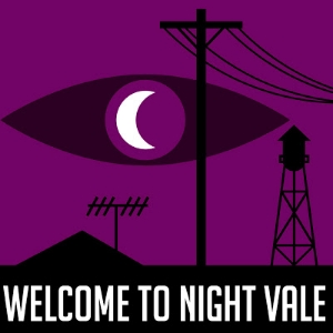 WELCOME TO NIGHT VALE is a twice-monthly podcast in the style of community updates for the small desert town of Night Vale, featuring local weather, news, announcements from the Sheriff's Secret Police, mysterious lights in the night sky, dark hooded figures with unknowable powers, and cultural events.  Turn on your radio and hide.