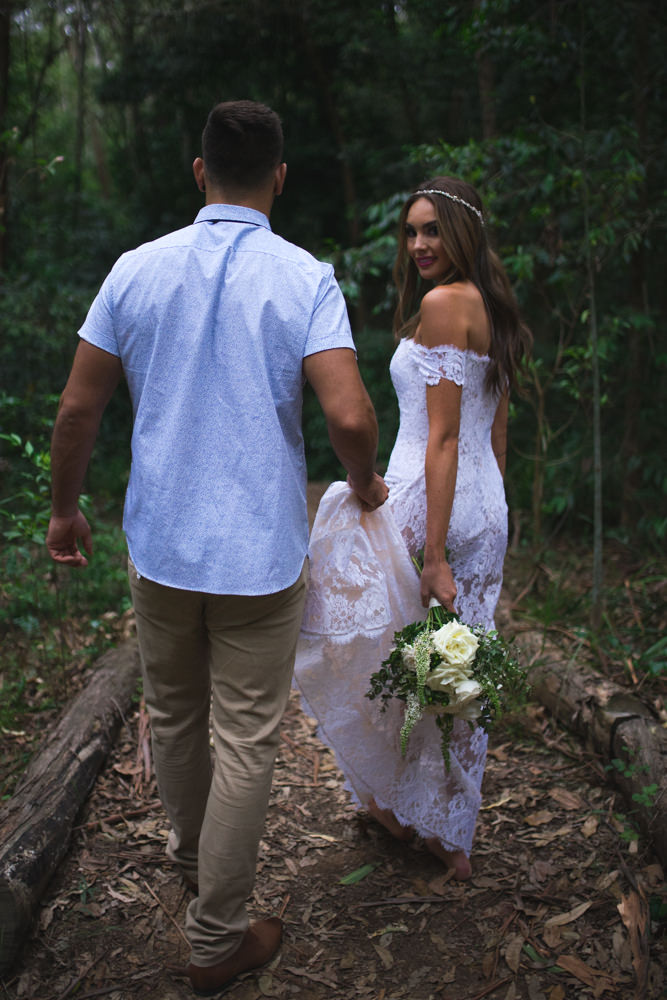 Cumberland state forest wedding dresses