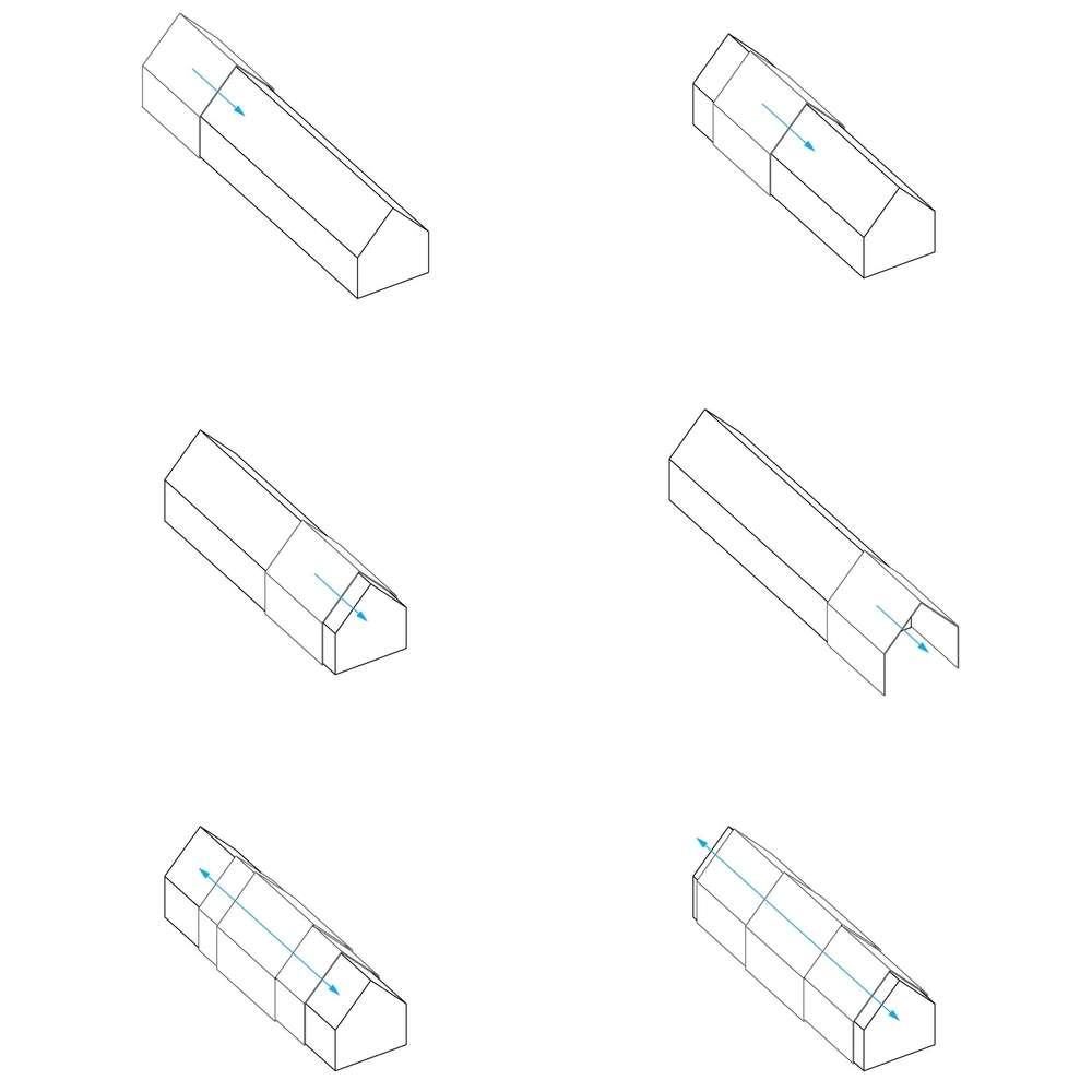 sliding membrane diagram