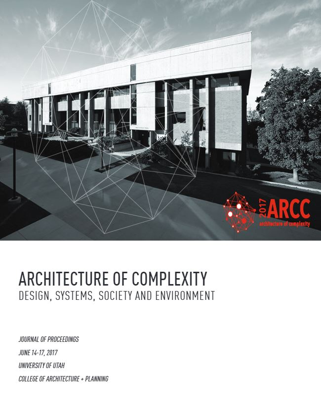 Journal of Proceedings of the Annual Conference of the A  rchitectural Research Centers Consortium