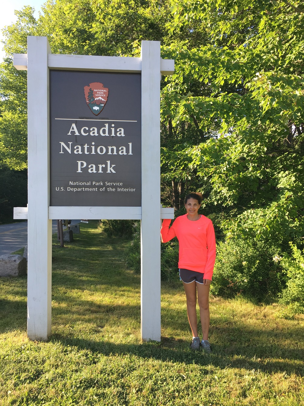DAY 2: Hiking at Acadia National Park
