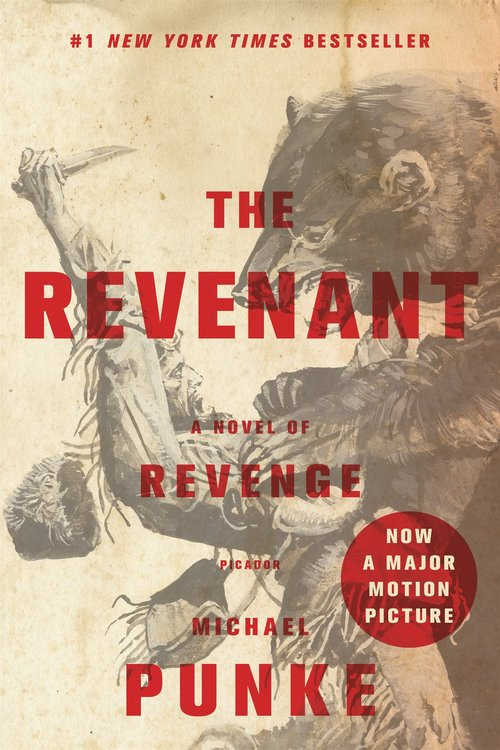 Image result for revenant punke book cover