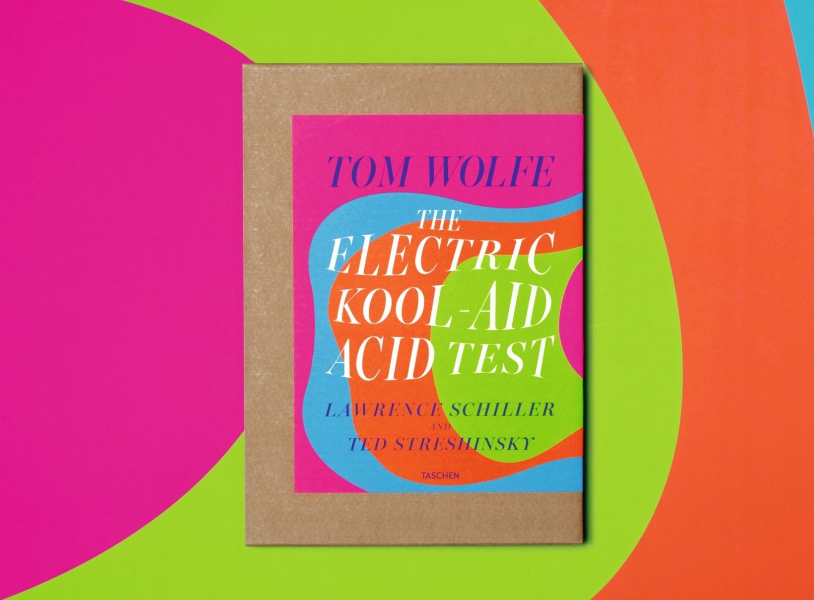 a discussion of the ideas in tom wolfs the electric kool aid acid test Numéro cinq a warm place on a cruel turned on the electric coffee pot and two sawyers working nearby rush to his aid and he informs them that he is.