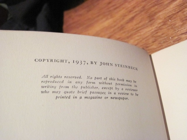 National Honor Society High School Essay Of Mice And Men By John Steinbeck Signed Essays On Different Topics In English also Topics For High School Essays Of Mice And Men By John Steinbeck Signed  Southampton Books Good Thesis Statement Examples For Essays