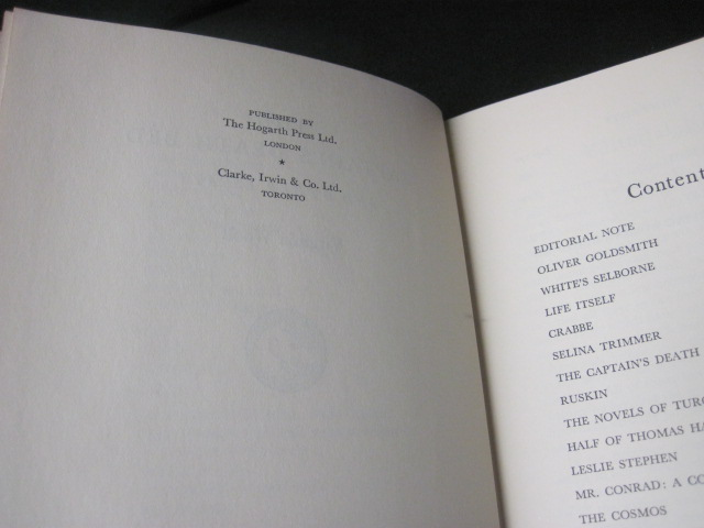 The Captains Death Bed And Other Essays By Virginia Woolf  The Captains Death Bed And Other Essays By Virginia Woolf Service Writer also Persuasive Essay Thesis  Catcher In The Rye Essay Thesis