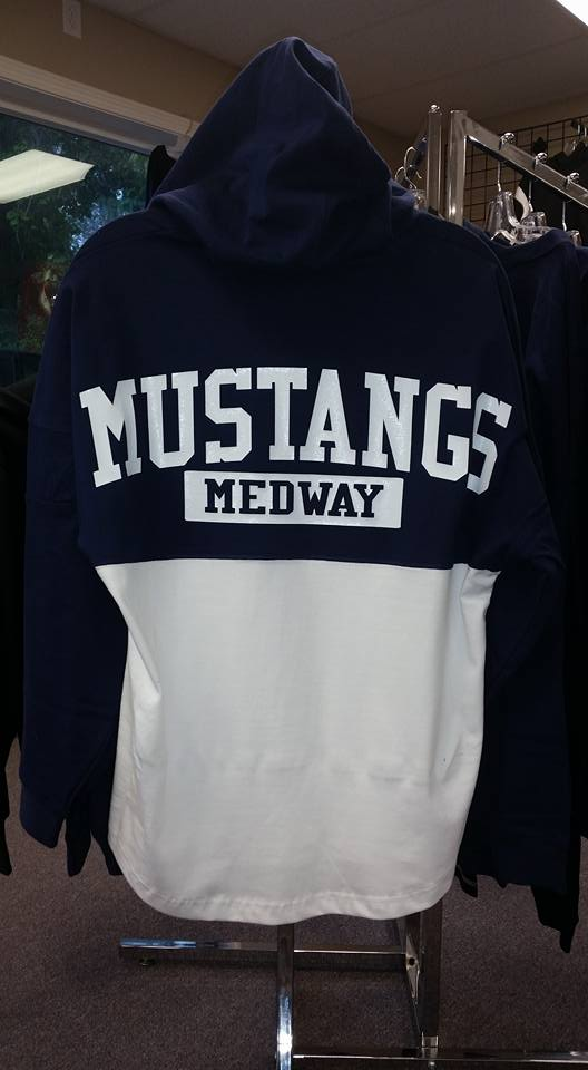 Medway Mustangs Jacket