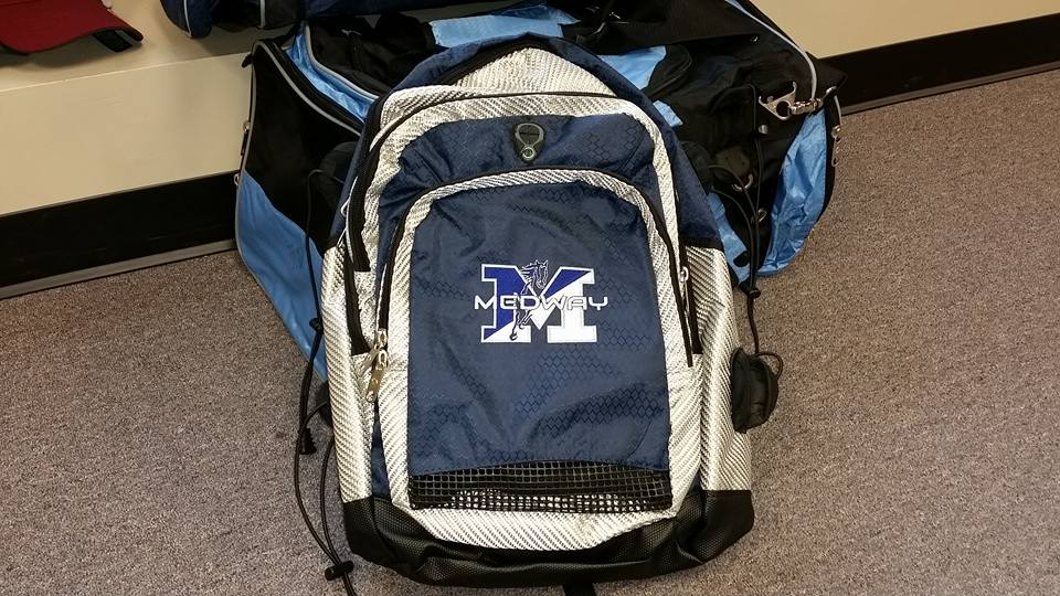 Medway Mustangs Backpack
