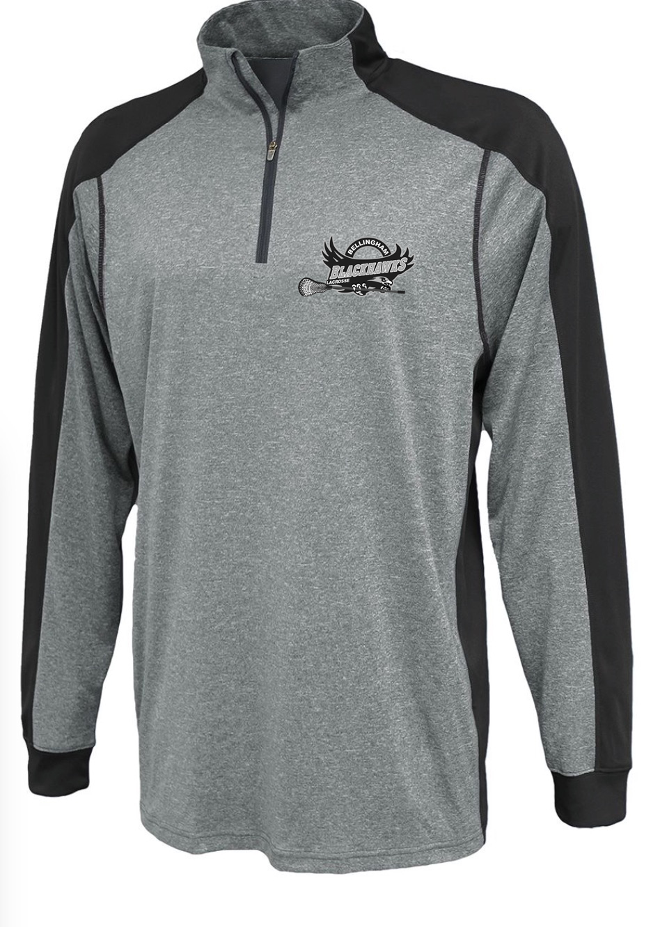 Bellingham Lacrosse Performance Quarter-Zip - From $35
