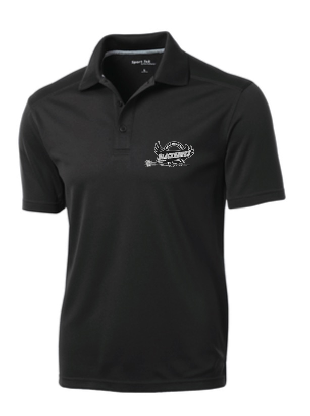 Bellingham Lacrosse Performance Polo - From $28
