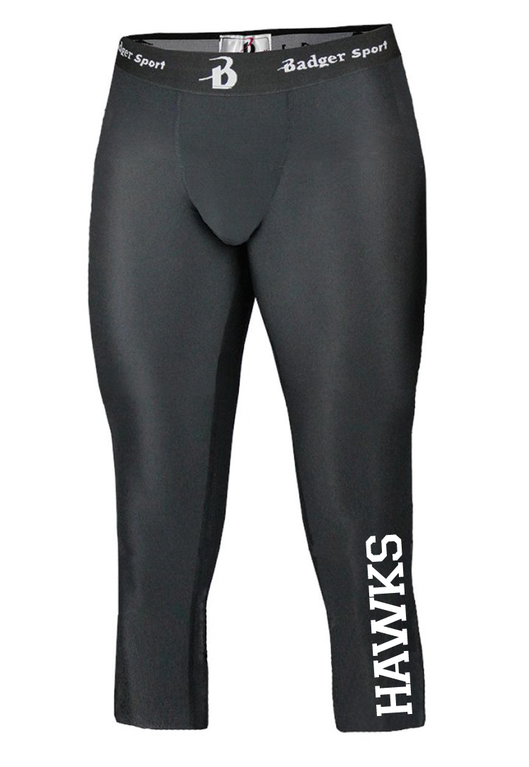 Bellingham Lacrosse Compression Tights - From $30
