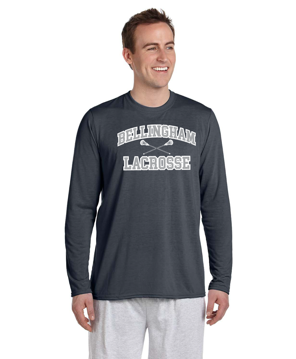 Bellingham Lacrosse Performance Tee (Long-sleeve) - From $20