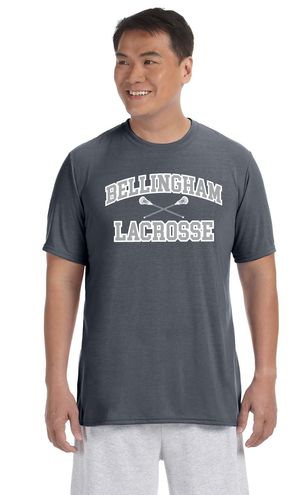 Bellingham Lacrosse Performance Tee - From $18