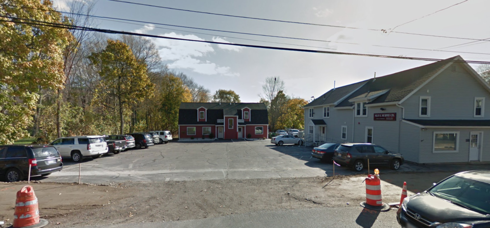 Conveniently located on Route 109 in Medway. Entrances to our parking lot are available off of both Route 109 and Cottage St.