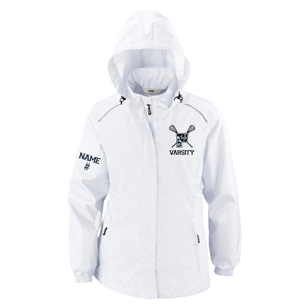 Core 365 Jacket - with Varsity Logo - From $80