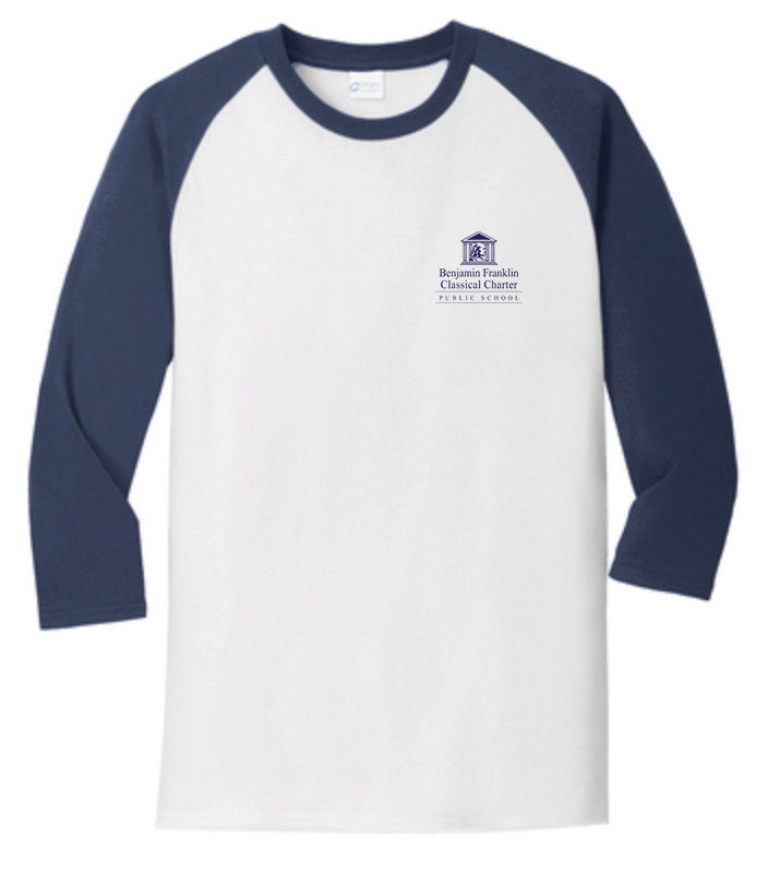 Raglan 3/4 Tee - Multiple Color Options AvailableFrom $16