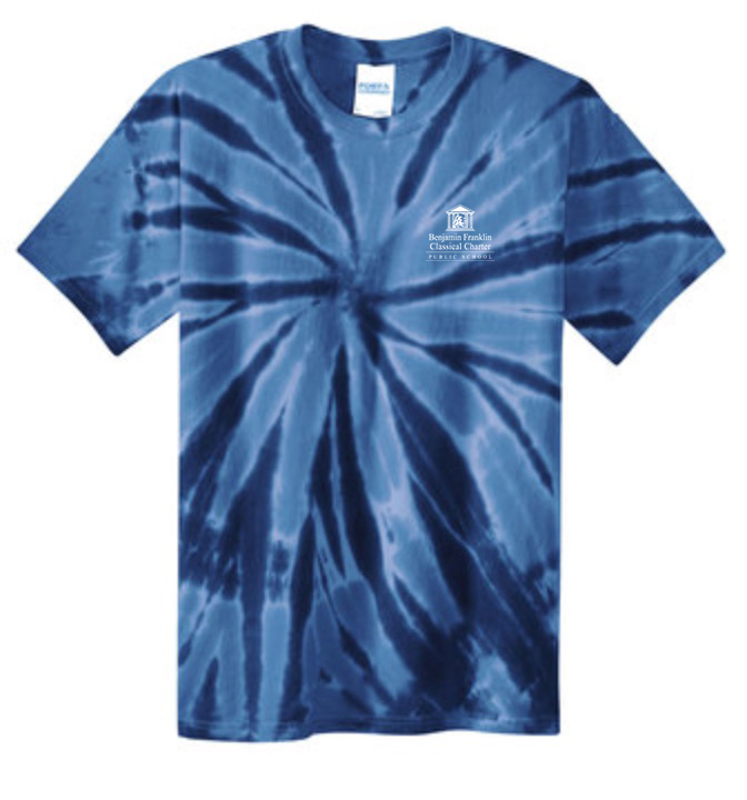 Tie Dyed T-Shirt - Multiple Color Options AvailableFrom $16