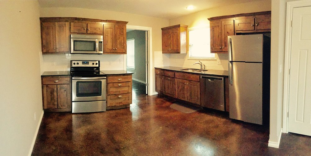 3440 Chelsea One Kitchen