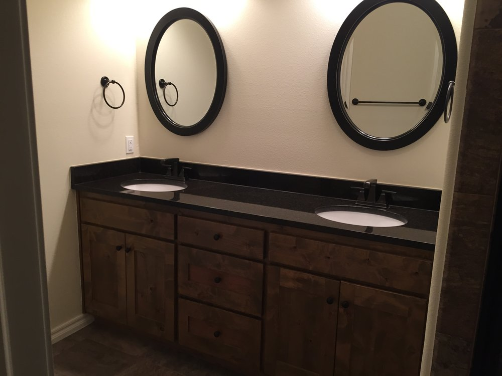 3424 Franklin Double Vanity