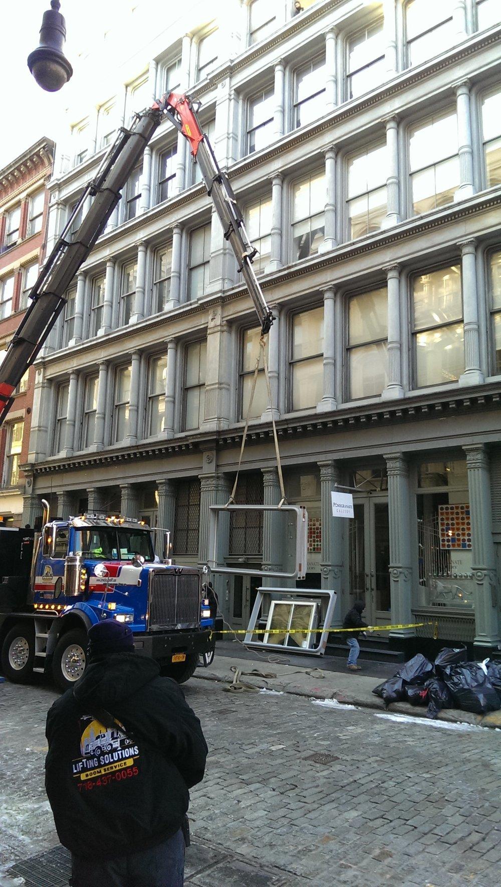 Installation of Historic Windows