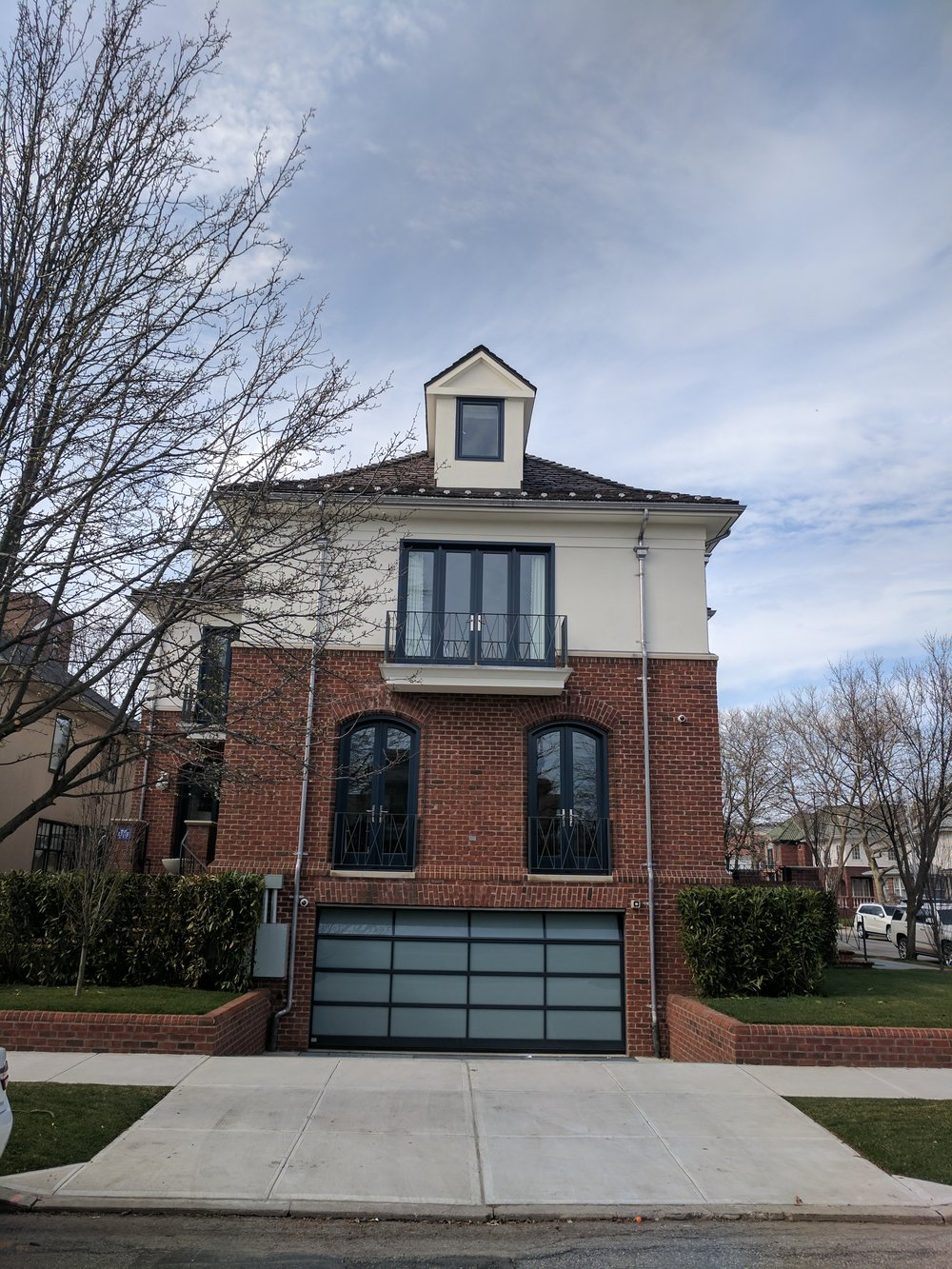 Custom Windows for a Brooklyn Home