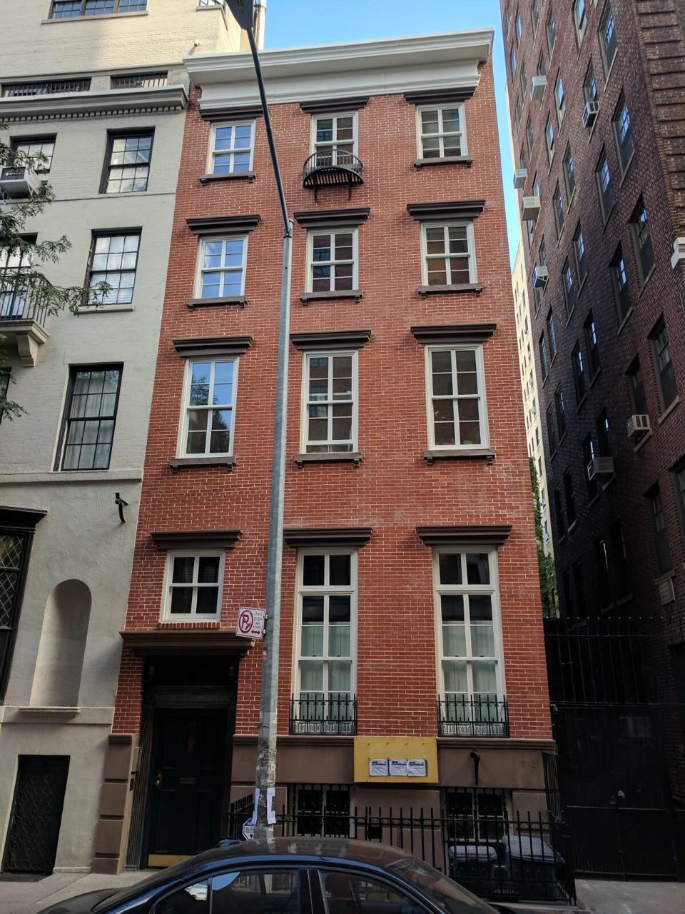 Window Installation in Greenwich Village