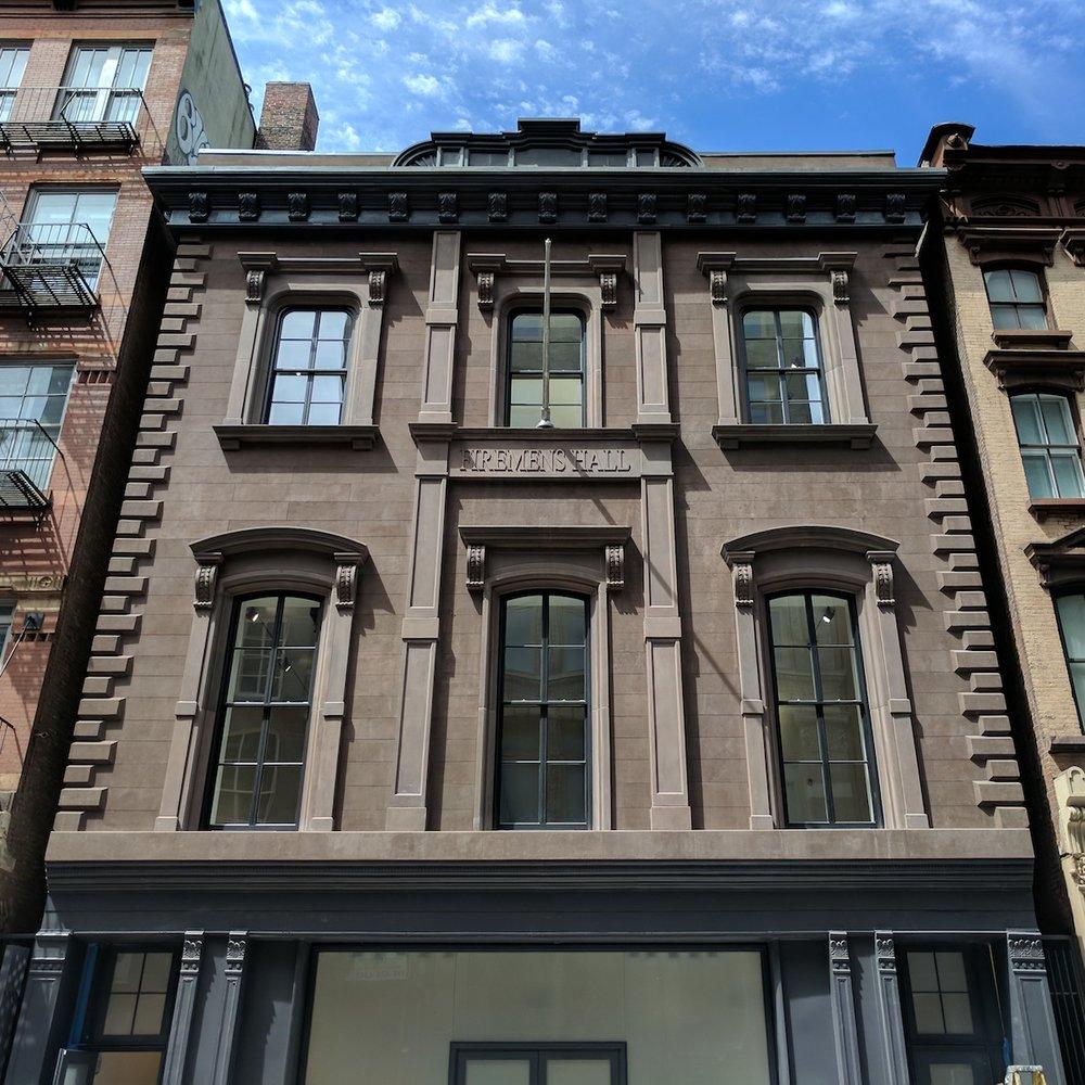 The Parrett Window Project