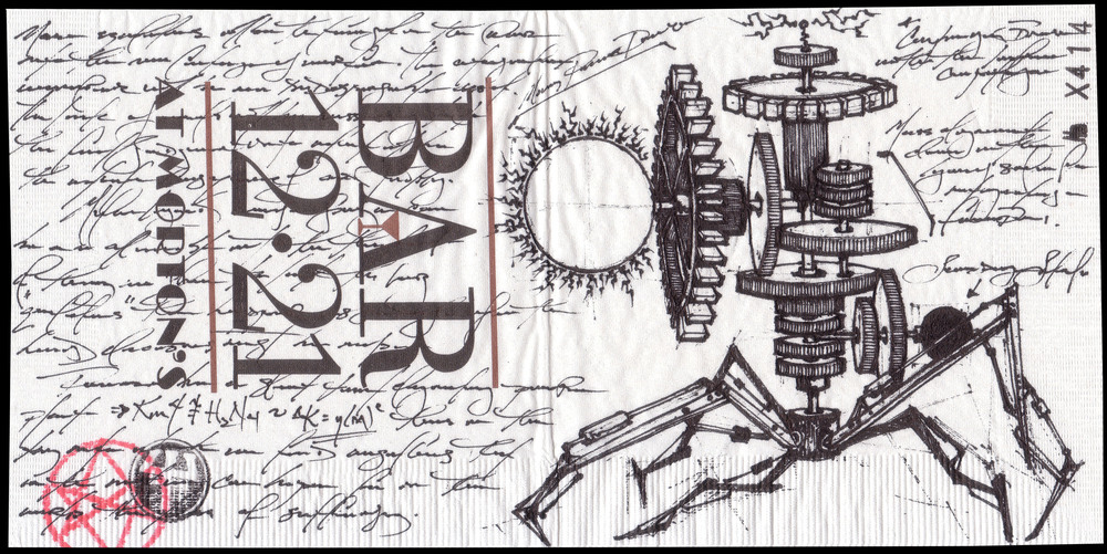 Clockwork Atomic x414