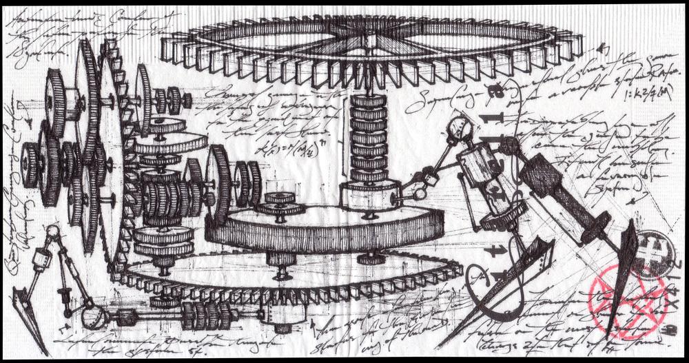 Clockwork Atomic x412