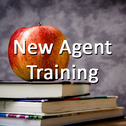 New Agent Training    Got your license and ready to get going? Start here!