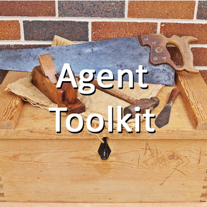 Agent Toolkit   Everything you need, right at your fingertips.