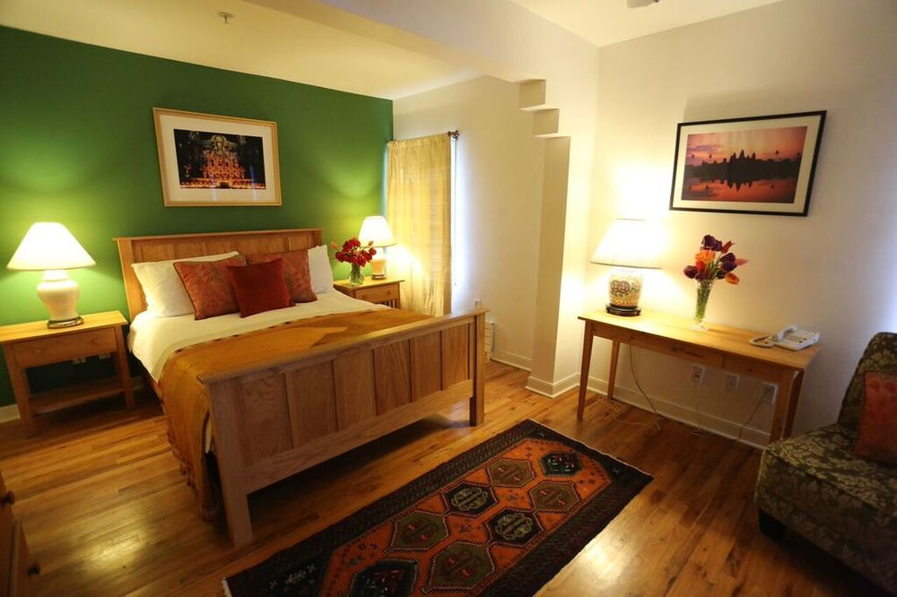Upstate lodging 10/27-29