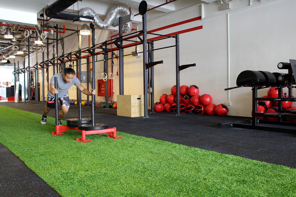 Email   tanjongpagar@ufit.com.sg     Phone  (+65) 6224 4336   Opening hours   Monday – Friday: 6AM – 8PM  Saturday: 8AM – 12PM  Sunday: Closed    UFIT Tanjong Pagar is Singapore's leading Strength & Conditioning and CrossFit facility located right in the heart of the CBD. We are proud to boast the largest training facility of its kind, with well-maintained equipment, air-conditioning, clean shower facilities, and a positive and inclusive community.  We have some of the best personal trainers in Singapore, who are also competitive athletes themselves. We will keep you inspired and motivated to achieve your exercise and fitness goals. More than just a training ground, we are a family!