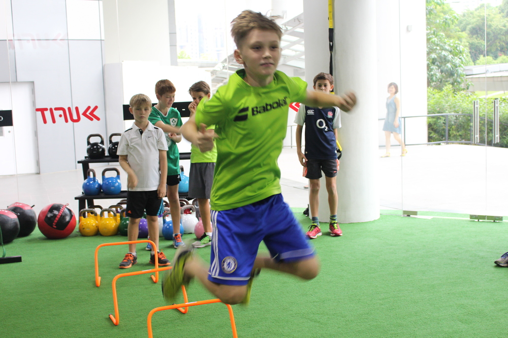 UFIT Youth Academy - One-North