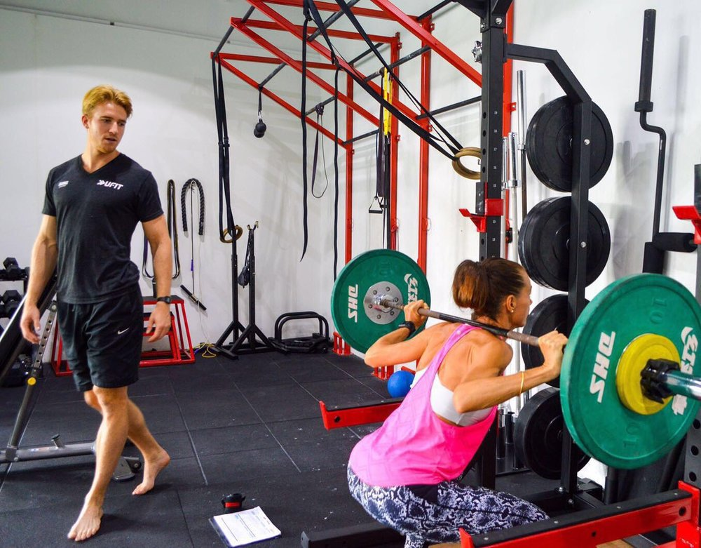 One North Personal training squat rack.jpg