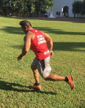 Fitness, sprints