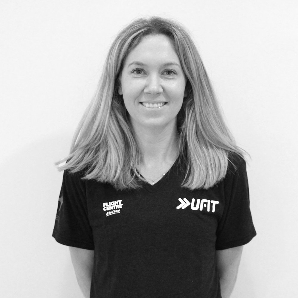 Kelly McGinnity | Movement   Kelly is a fully qualified physiotherapist and is experienced at sports, musculoskeletal, gender health, continence and post-surgical issues. Kelly was also the senior physiotherapist in a busy maternity ward where her passion for obstetrics and women's health began.