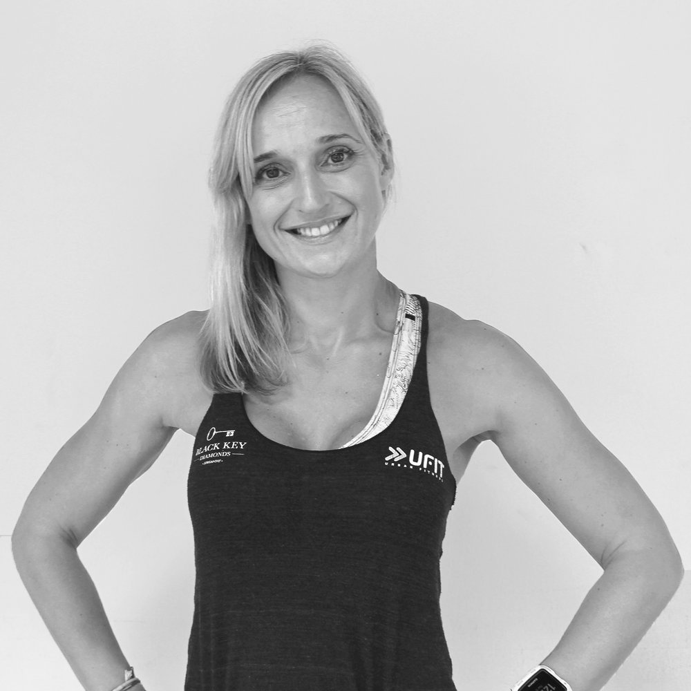 "Wendy Riddell | Hydration & Nutrition   Wendy is a Director of UFIT Bootcamps and UFIT Nutrition and runs the highly popular UFIT Clean & Lean Challenge. She also manages UFIT's SheFit bootcamp program which won the 2017 SHAPE Award for ""Best Outdoor Fitness Class"" in Singapore. She's lived in 8 countries in 17 years."